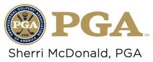 PGA Logo Sherri