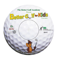 International Kid's Golf DVD