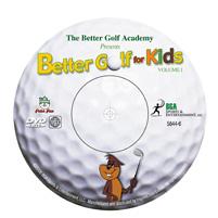 International Kid's Golf DVD